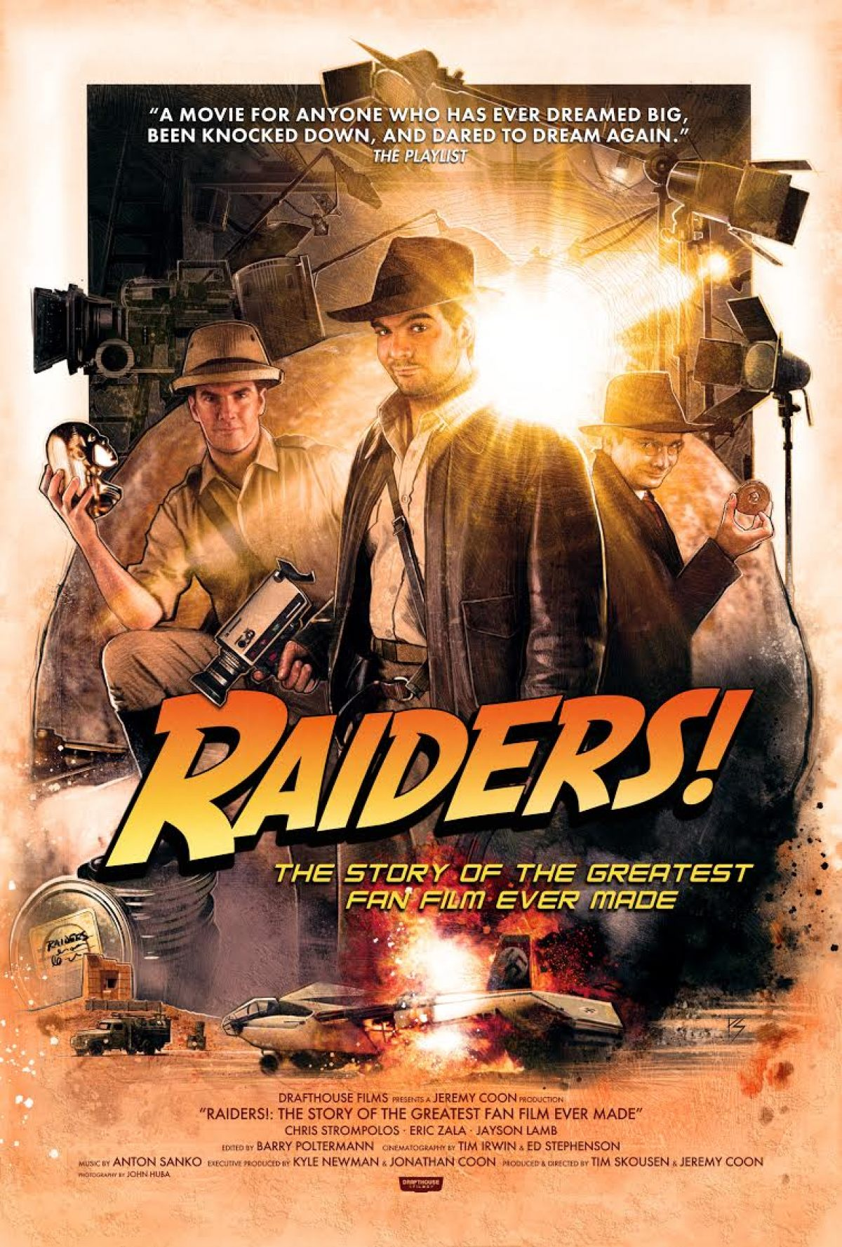 Raiders! The Story of the Greatest Fan Film Ever Made